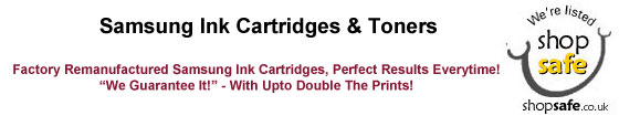 Safe Shopping - The Ink Cartridge Specialists