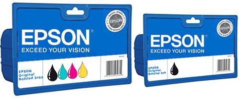 Epson EcoTank ET-2750 cartridges OE T03R1/2/3/4 + T03R1