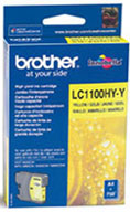 Brother Brother MFC-6490CW LC1100HY-Y YELLOW ORIGINAL