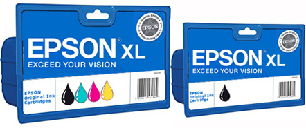 Epson Original T9081-T9084 + XL Black Multipack