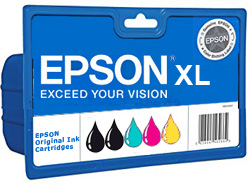XP-6000 Epson Original T02G7 Multipack