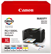 MB2350 Canon OE PGI-1500XL SET