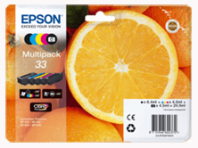 XP-530 Epson Original T3337 Multipack