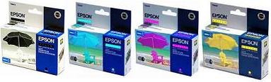 CX6400 T0441+T0442+T0443+T0444 Epson Originals