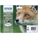 SX445WE Epson Original T1285 Multipack